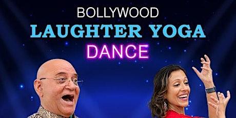 Sensational Sundays - Bollywood Laughter Yoga Dance 10am UK tickets