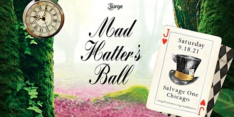 Surge for Water - Mad Hatter's Ball tickets