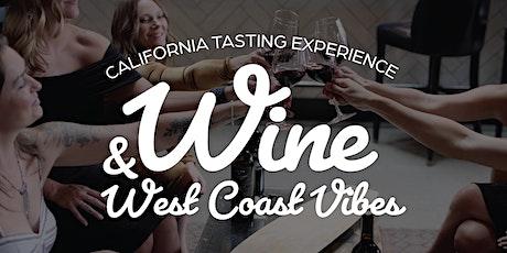 Wine & West Coast Vibes: California Grand Tasting Experience tickets