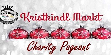 Krist Kindl Markt Pageant--VENDOR REGISTRATION PAYMENT tickets