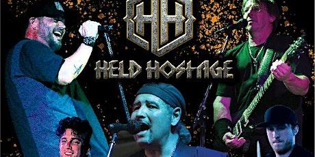 "Held Hostage with Special Guest ""Tim Ripper Owens (Judas Priest) tickets"