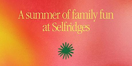 Meet Peppa Pig at Selfridges London tickets