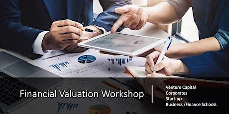 Training  Financial Valuation for Startups , Venture Capitals & Investors tickets