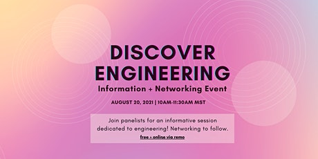 Discover Engineering tickets