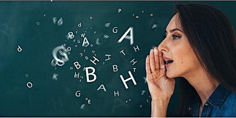 French Pronunciation Workshop tickets