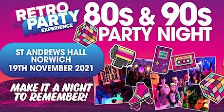 80's vs 90's Party Night tickets