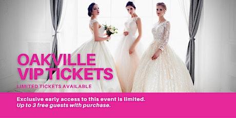 Oakville Pop Up Wedding Dress Sale VIP Early Access tickets