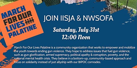Social Justice Alliance Meeting with MFOL Palatine tickets