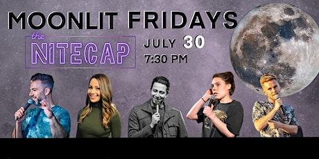 Moonlit Fridays tickets