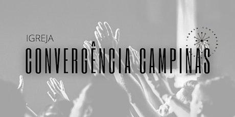CULTO Igreja Convergência   Campinas ingressos