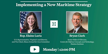 Virtual Event | Implementing a New Maritime Strategy tickets
