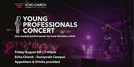 Echo Young Professionals Concert tickets