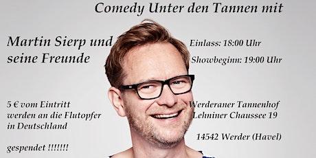 Benefizabend- Comedy Unter den Tannen Tickets