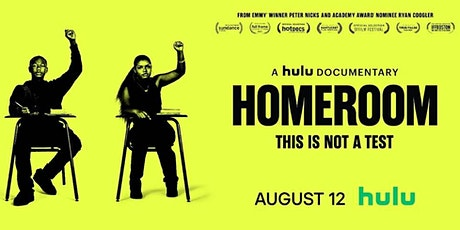 Brunch &  A Film Screen at the EIC: Homeroom tickets