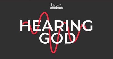 Hearing God - Clive West Annual Lecture tickets