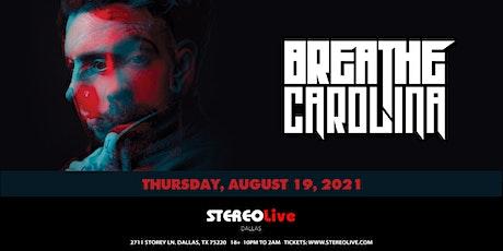 Breathe Carolina - Stereo Live Dallas tickets