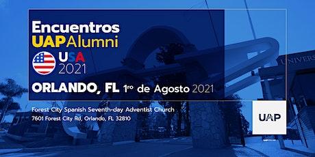 Encuentros UAPalumni - Orlando tickets