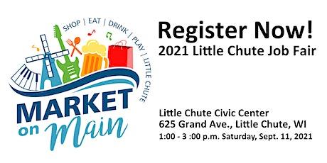 Little Chute: Market on Main Job Fair tickets