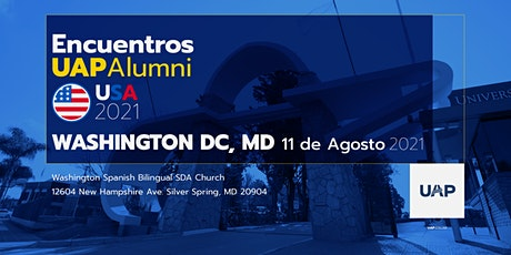Encuentros UAPalumni - Washington DC tickets