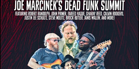 Joe Marcinek's Dead Funk Summit featuring Robert Randolph HVAC PUB 9/18 tickets