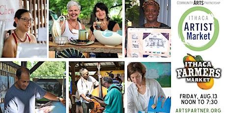 29th Annual Ithaca Artist Market! tickets