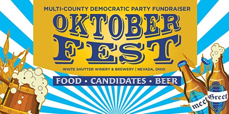 Oktoberfest Democratic Party Fundraiser tickets