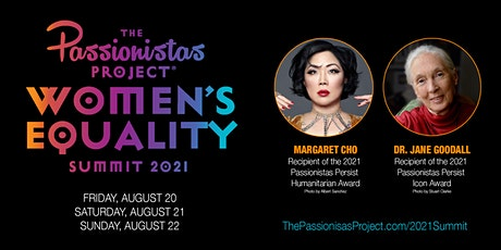 The 2021 Passionistas Project Women's Equality Summit tickets