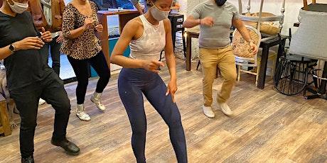 Bachata Dance: Rhythm, Timing and Footwork (Virtual) tickets