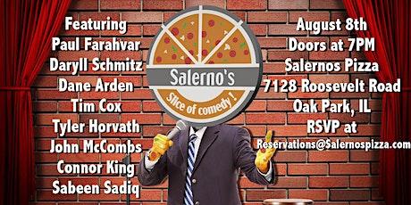 Slice of Comedy (Salernos) tickets
