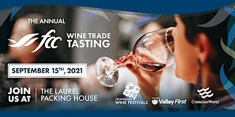 FCC Wine Trade Tasting tickets