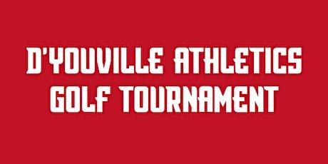 D'Youville Athletics Golf Tournament tickets