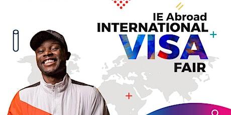 International Visa Fair (Virtual Event) - Nigeria tickets
