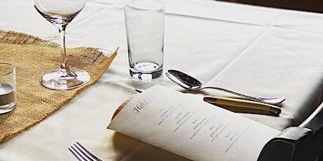 August Farm Dinner tickets