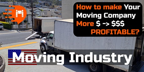 How to make your Moving Company more profitable tickets