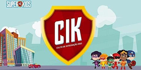 CIK - Inverno ingressos