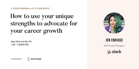 Leading as an Individual Contributor - a program for Product Designers tickets