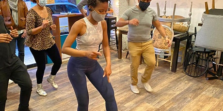 Bachata Dance Bootcamp classes for beginners (Virtual) tickets