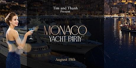 Third Thursday: Monaco Yacht Party tickets