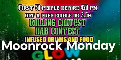 Moonrock Monday tickets