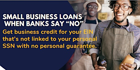 Business Credit for Start Ups tickets