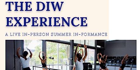 Dance Institute of Washington Summer Informance tickets