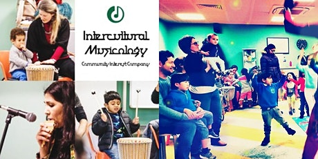 World Music Journey for 0-12 + parents tickets