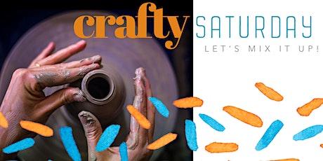 Crafty Saturday tickets