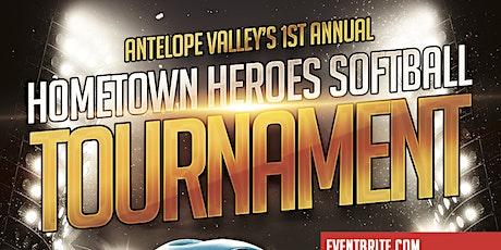 Hometown Heroes Softball Tournament tickets