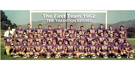 Celebrating 60 Years of Kingsmen Football - Tailgate Party & 10th Reunion tickets