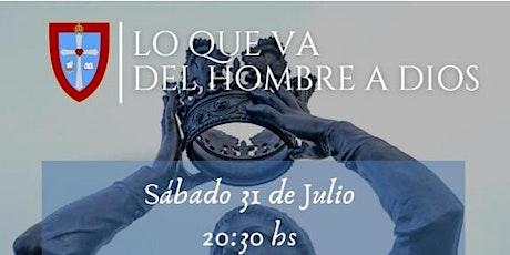 """Lo que va del hombre a Dios""- Grupo Teatral Gaudete- Perú boletos"