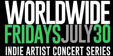 Worldwide Fridays @ Union EAV tickets
