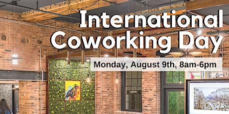 International Coworking Day @ Spark Baltimore tickets
