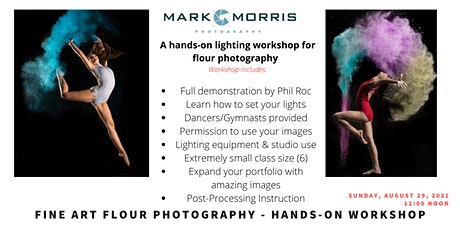 Dance and Gymnastics Flour Photography with Phil Roc Photography tickets