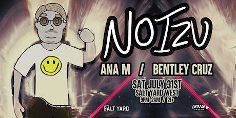 Noizu @ Salt Yard West (Albuquerque, NM) tickets
